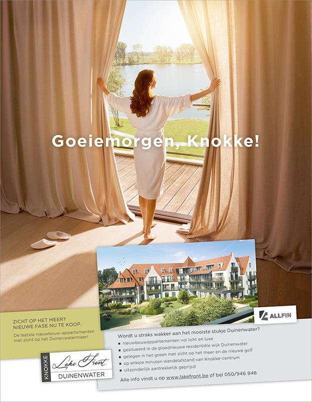 Lake Front Knokke