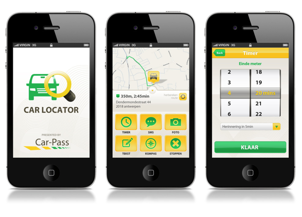 application locator