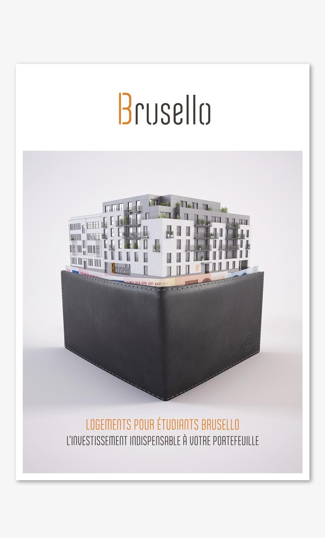 appartements d'étudiants Brusello
