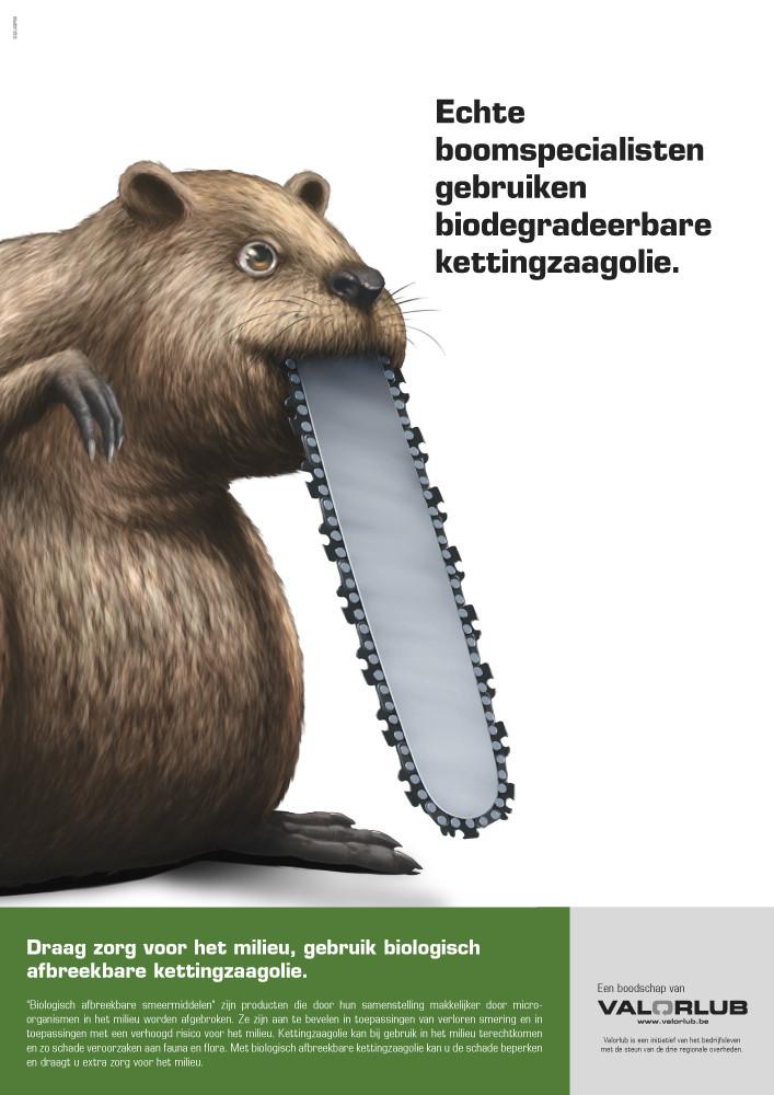 campagne biodegradeerbare olie