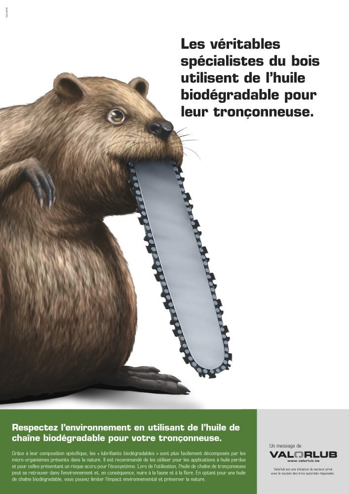 campagne huile biodégradable